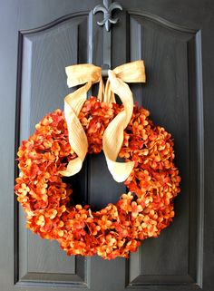 Wreath  Summer Wreath  Wreaths for fall  by OurSentiments on Etsy, $79.00