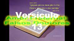 II JOÃO CAP 1. 13 versos NEUZA BALDINE vg257-Sbm