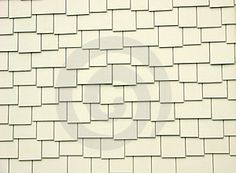 shingles, this is what I want to do on a bedroom wall, then paint washed grey Birdhouses, Cladding, Bedroom Wall, Homemaking, Tile Floor, Building A House, Buildings, Paint, Grey