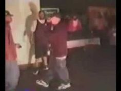 Eminem A rare rap battle from 1997 must see like 8 Mile!