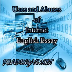 Use of the Internet Essay - Problems and Solutions