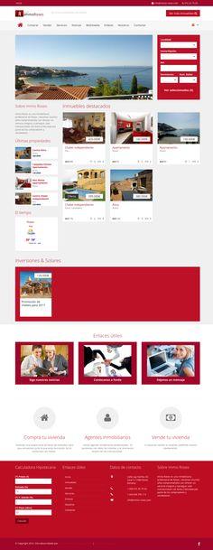 Nueva web con Inmolite. Immo Roses es una inmobiliaria profesional de Roses. Llevan muchos años comprometidos con ofrecer un servicio integral y conseguir solo transacciones con éxito y felicidad por parte de los compradores y vendedores.