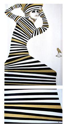 Michela Riba Stripes #splendideveryday