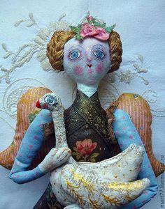 винтажные куклы ручной работы