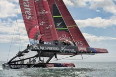 Mike Drummond, former Design Director for Oracle Racing gives overall impression of the four designs currently working up towards the 2013 America's Cup regatta.