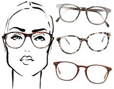 604277725206 Find the Best Geek-Chic Glasses for Your Face Shape