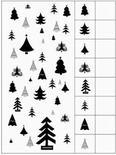 knihydetstva: 1.deň - Detský adventný kalendár Christmas Crafts For Kids, Christmas Activities, Christmas Themes, Tot School, School Fun, Preschool Worksheets, Math Activities, Learning Tools, Kids Learning