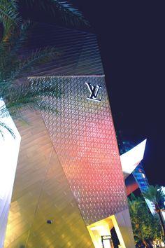 Louis Vuitton Store..Las Vegas