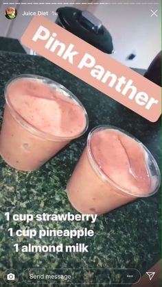 Healthy Smoothies To Lose Weight 10 Pounds. Smoothies Tips To Help In Any Home. Juice Diet, Juice Smoothie, Smoothie Drinks, Healthy Smoothies, Healthy Drinks, Healthy Snacks, Healthy Eating, Healthy Recipes, Pink Smoothie Recipe