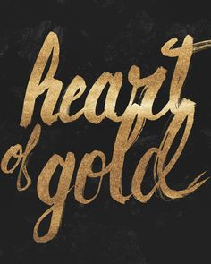 """""""Heart of gold"""" by @koningstuff  Disponível aqui  http://ift.tt/2gzMLGu em camiseta quadro case e mais #movidoapessoasincriveis #artetododia"""
