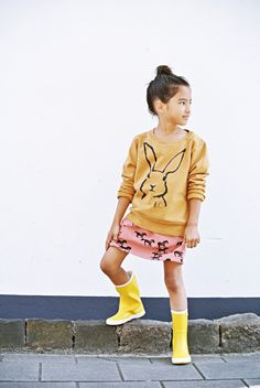 Life With Faye Blog: OUTFIT - BOBO CHOSES AW15 'THE UNKNOWN MOUNTAIN JOURNEY'