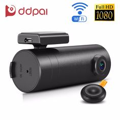 DDPai mini WiFi Car DVR 1080P FHD Night Vision Dash Cam Recorder Rotatable Lens Car Camera Wireless Snapshot Auto Camcorder -*- AliExpress Affiliate's buyable pin. Detailed information can be found on www.aliexpress.com by clicking on the image #SurveillanceCameras