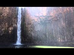 Abiqua Falls, Oregon DJI Phantom 2 Vision Plus, Gopro, Iphone5S - YouTube