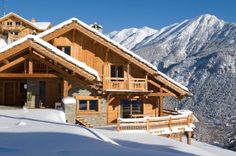 How lucky this person is to have the views and this home and how peaceful it sounds when there is snow on the ground.