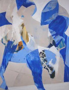"""Saatchi Art Artist richard kuhn; Painting, """"Abstract Painting 2304-16"""" #art"""