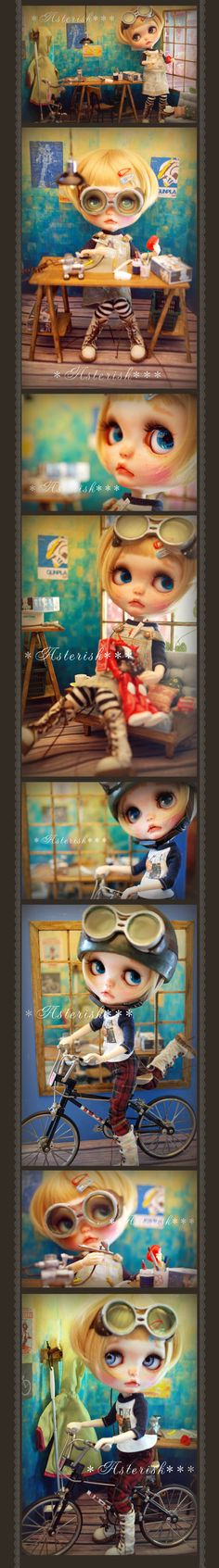 *カスタム ブライス My Studio - Asterisk*** - Auction - Rinkya