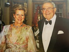 King Constantine of Greece and Queen Anne-Marie