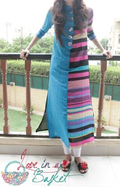 long dress for chudidaar