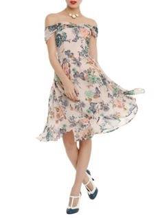 Hell Bunny Marilyn Dress
