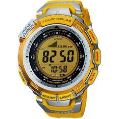 Casio Protrek Yellow