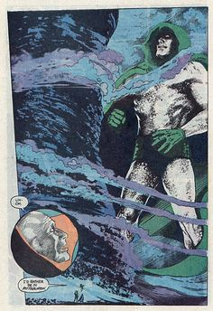 Alan Moore's Swamp Thing : For forty-five issues Alan Moore created a legend that will never die and a run that will always be part of the gold standard for comics. Batman Comics, A Comics, Art Haus, The Spectre, Dc Comics Characters, Magic Book, Classic Comics, Vintage Comics, Hero Arts