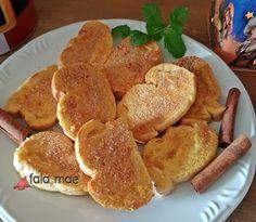 Receita de rabanadas assadas de laranja