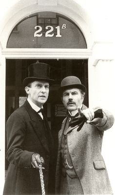 Jeremy Brett | The Adventures of Sherlock Holmes