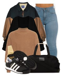 """""""Untitled #1277"""" by shyannelove123 ❤ liked on Polyvore featuring Acne Studios, 321, Casio and adidas Originals"""