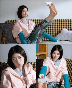 담아간 이미지 Young Actresses, Korean Actresses, Asian Actors, Hwang Jin Uk, Korean Girl, Asian Girl, Playful Kiss, Kim Yoo Jung, Foot Pics