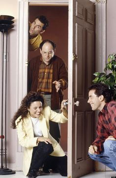 No matter how many times I've seen the episodes, I still laugh at Seinfeld.