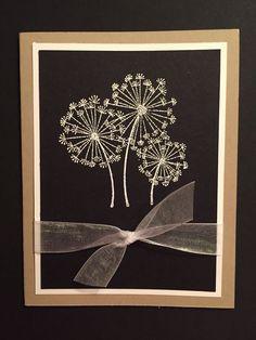 Stampin Up Dandelion Wishes Card Kit   eBay