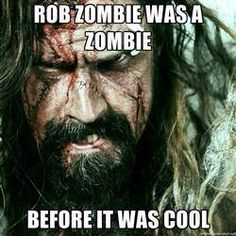 Rob Zombie - http://zombies.futtoo.com/rob-zombie #zombies