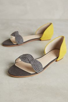 Lien.Do by Seychelles Sillo Flats #anthropologie