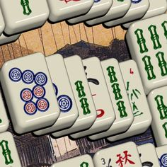 Mahjong Genius is a mahjong solitaire game. The game has plenty of features, and isn't just a standard mahjong game.