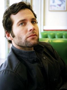 Eion Bailey Pinocchio/August from Once Upon A Time <3