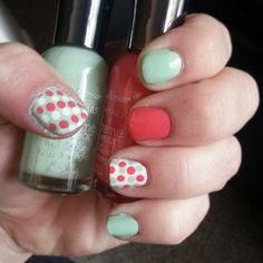I love doing my nails, and am always looking for new inspiration for fun ways to mix it up. I thought it would be fun to compile a few fu...