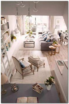 Interior Living Room Design Trends for 2019 - Interior Design Living Room Colors, Living Room Sofa, Living Room Decor, Living Spaces, Small Living, Apartment Living, Apartment Ideas, Interior Design Living Room Warm, Living Room Designs