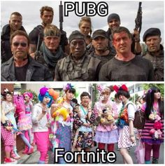 But u know right pubg doesn't stAnd a chance