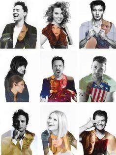 Image via We Heart It #blackandwhite #blackwidow #captainamerica #comics #family #hawkeye #Hulk #ironman #Marvel #superhero #superheroes #theavengers #thor #vision #herois #capitanamerica #loky #theavengesageultron #avengers:ageultron