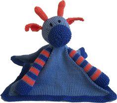 (6) Name: 'Knitting : Baby Mango Blanket Buddy