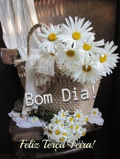 Burlap Wreath, Good Morning, Day, Gifs, Anniversary Message, Good Morning Wishes, Good Morning Tuesday, White Flowers, Happy Tuesday