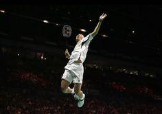 Jump smash http://www.badmintonskills.net/
