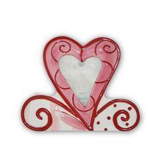 Home decor 4 Seasons - Candy Heart Frame, $9.95 (http://www.homedecor4seasons.com/candy-heart-frame/)