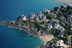 Dinard, la Pointe de la Malouine