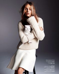 Marie Claire Netherlands January 2014