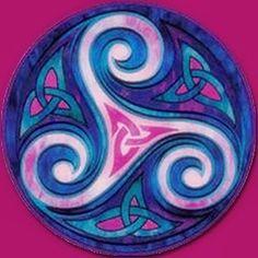 Trikele, simbolo celta