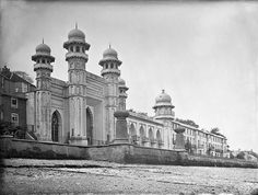 Clifton Baths and Clifton Marine Parade, Gravesend, Kent by National Maritime Museum, via Flickr