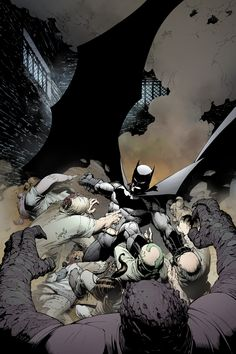 Batman | Court of Owls by Greg Capullo