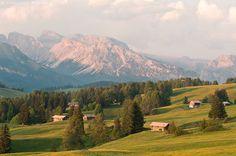 Alpe di Siusi by Francesco Magnani on 500px #seiseralm #dolomiti #tramonto