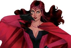 Comics Relief: After 50 Years, SCARLET WITCH to Receive Her First Ongoing Series | Nerdist